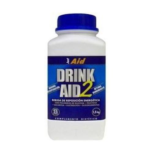 Drink Aid 2 (Sabor Naranja) 1,5 kg de Just Aid