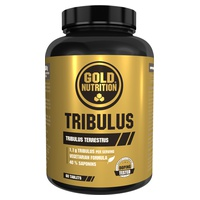 Tribulus 60 comprimidos de 550 mg de Gold Nutrition