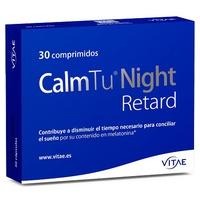 CalmTu Night Plus 30 capsules (CalmTu Night Retard)