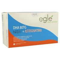 DHA 80TG NPD1 + Astaxanthine