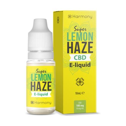 E-liquid Super Lemon Haze 100mg CBD