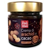 Pasta z orzeszków ziemnych i kakao