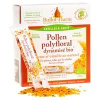 Organic polyfloral pollen
