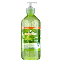 Aloe vera gel hidratante corporal
