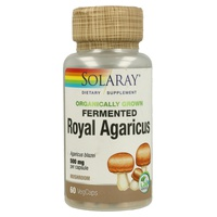 Agaricus reale fermentato