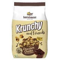 Muesli Krunchy & Friends Chocolate