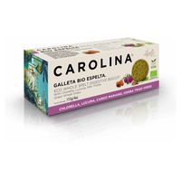 Galletas Detox de Espelta Integral Digestiva Vegana Bio