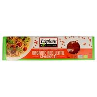Spaghettis de Lentejas Rojas Orgánicas