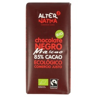 Chocolate 85% Cacao Mascao Bio