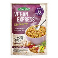 Vegan Express Thai Curry Bio