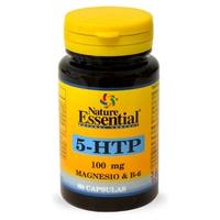Triptófano 5-Htp + Magnesio + Viamina B6