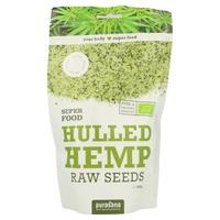 Organiczne nasiona konopi