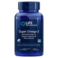 Life Extension Super Omega-3 EPA / DHA