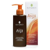 Argà Drops of sun self-tanning body