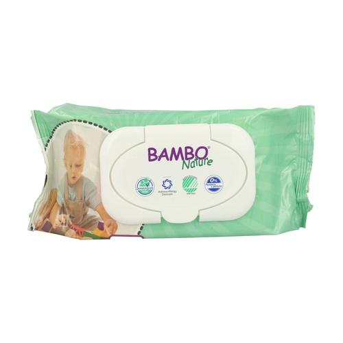 Toallitas bebé  Bambo Nature