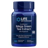 Extrato mega descafeinado de chá verde