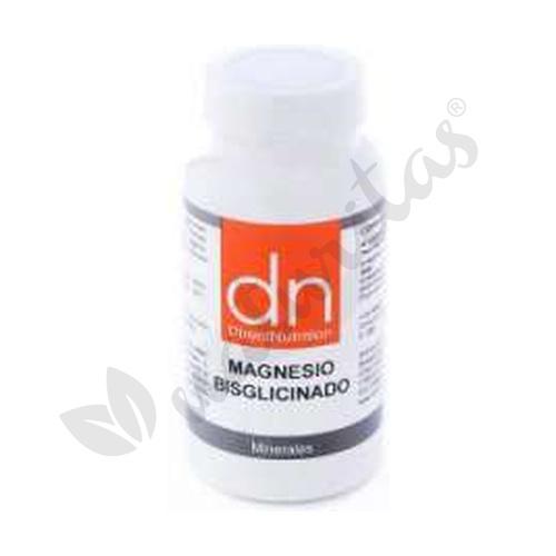 Magnesio Bisglicinado 60 cápsulas de Direct Nutrition