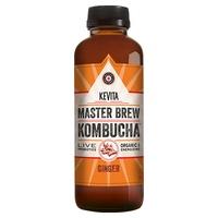 Master Brew Kombucha Ginger
