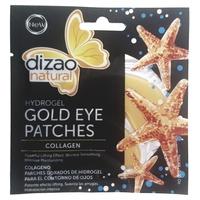 Płatki hydrożelowe Gold Collagen na kontur oczu
