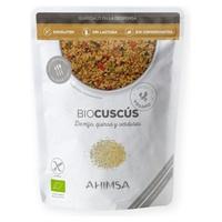 Cuscús de Mijo, Quinoa y Verduras Bio