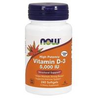 Vitamine D-3 5000 UI