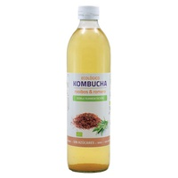 Kombucha de Rooibos y Romero