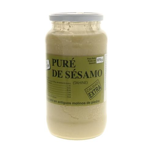 Puré de sésamo (tahine)