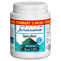 Spirulina - Long Cure Format