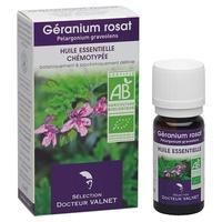 Organic Geranium Rosat Essential Oil