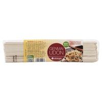 Genmai Udon (spaghetti z pszenicy i ryżu)