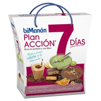 Plan Acción 7 Días BiManán