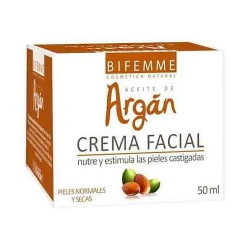 Crema Facial de Argán