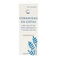 Ceramidas con Rosa Mosqueta, Avena Sátiva y Vitamina E