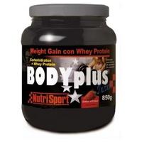 Bodyplus (Sabor Fresa) 850 gr de Nutrisport