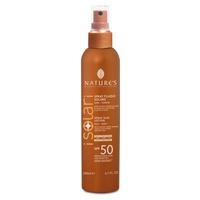 SPF50 Solarflüssigkeitsspray
