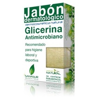 Jabón Glicerina Antimicrobiano