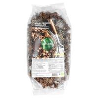 Organic chocolate crunchy muesli