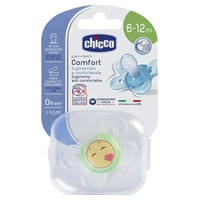 Physio Comfort Smile Silicone Pacifier 6-12m