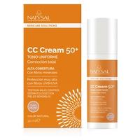 CC Creme Vitamin C 50+