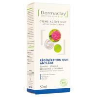 Crème Active Nuit Régénérante Bio