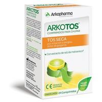 Tabletki na kaszel Arkotos