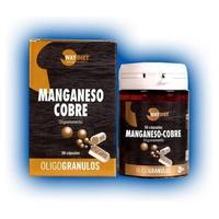 Manganeso-Cobre Oligogranulos