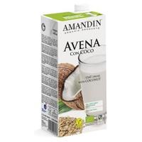 Bebida de Avena con Coco Bio