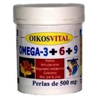 Omega 3+6+9