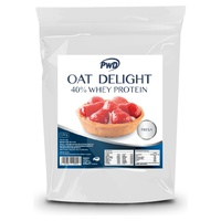 Oat Delight 40% Whey Protein Strawberry Flavor