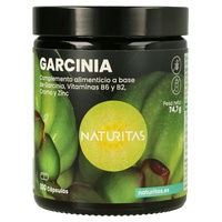 Garcinia con Vitamina B6, B2, Cromo y Zinc