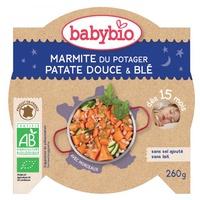 Good Night Pot Potager Sweet Potatoes / Organic Wheat (from 15 months)