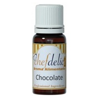 Aroma de Chocolate Concentrado Sin Gluten