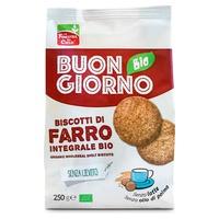 Buongiornobio Biscotti Di Farro Integrale Senza Lievito
