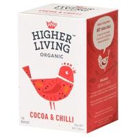 Infusión de Cacao y Chili Bio